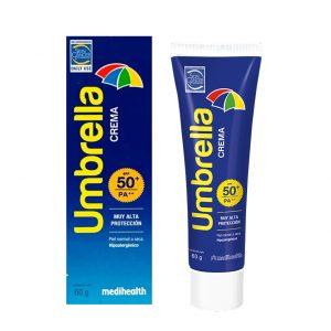 Umbrella protector solar